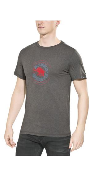 Mammut Garantie Kortærmet T-shirt Herrer grå